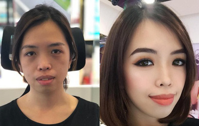 Mẹ đơn thân siêu nhân – Tôi không đẹp nhưng muốn làm đẹp cho mọi người