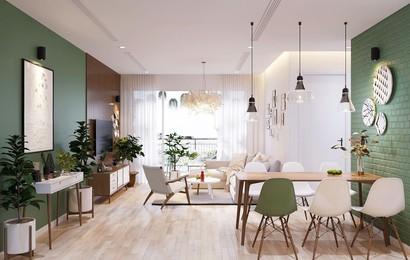 Muốn thiết kế căn hộ hoàn hảo bạn không nên bỏ qua 3 lưu ý này