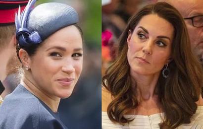 """Meghan Markle âm thầm nổ ra """"cuộc chiến"""" mới với chị dâu Kate nhằm chạy đua sự nổi tiếng trên toàn cầu, bị người dùng mạng chỉ trích dữ dội"""