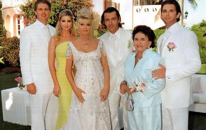 4 đời chồng, tổ chức đám cưới 3 triệu đô ở chính khách sạn của chồng cũ nhưng vợ đầu Tổng thống Mỹ vẫn kiêu hãnh với những cuộc hôn nhân đổ vỡ