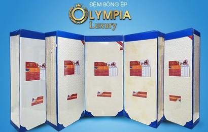 Chăn ga gối đệm Olympia ra mắt đệm bông ép cao cấp mới