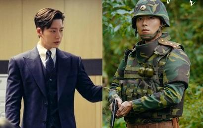 """Park Hae Jin tái xuất màn ảnh sau 3 năm với tạo hình siêu đẹp trai, đối đầu """"Crash Landing On You"""" của Hyun Bin"""