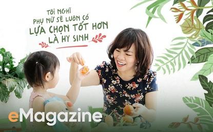 Uyên Phương, người mẹ quyết định khởi nghiệp vì con: