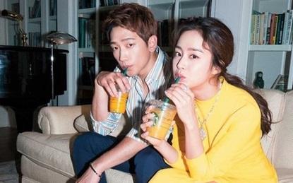 Bi Rain từ chối dự tiệc vì muốn về nhà ăn cơm với Kim Tae Hee