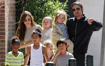 Brad Pitt phủ nhận chuyện hẹn hò, muốn dành thời gian cho con cái