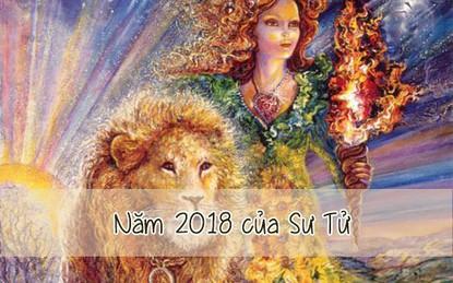 Năm 2018 của Sư Tử: Bước ngoặt tình cảm