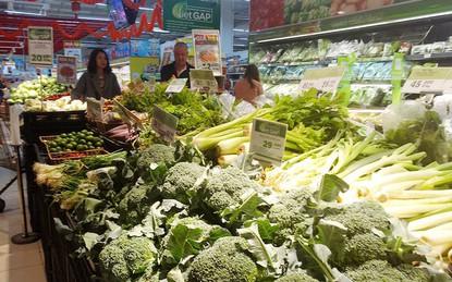 Hà Nội: Rau không tăng giá, thực phẩm ổn định sau Tết cổ truyền