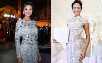Thật may: Kể từ khi đăng quang đến nay, Hoa hậu H'Hen Niê chưa lần nào