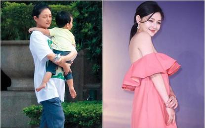 Mẹ hai con Từ Hy Viên từng nặng tới 80kg sau khi sinh đã