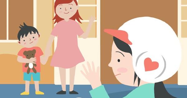 Mách mẹ cách hoá giải mọi nỗi lo khi cho con đi học mầm non