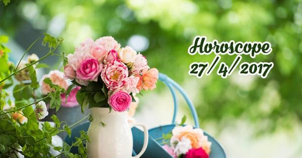 Thứ Năm của bạn (27/4): Song Tử được công nhận