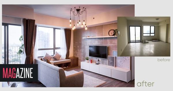 """Không cần kiến trúc sư, chàng độc thân 35 tuổi vẫn tự biến căn hộ của mình thành """"căn nhà mơ ước"""""""
