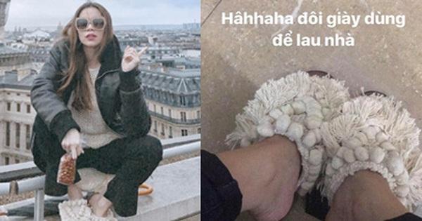 """Dép """"giẻ lau"""" giá 2 triệu của Zara đang là đôi dép hot nhất ngày hôm nay"""