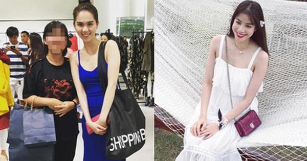 Ngọc Trinh mặc váy đi tông, Phạm Hương điệu đà đà hơn với váy trắng sandal bệt trong street style tuần này