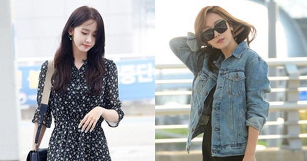 """Top các idol Hàn cứ ra sân bay là bao người ngóng xem """"hôm nay mặc gì?"""""""
