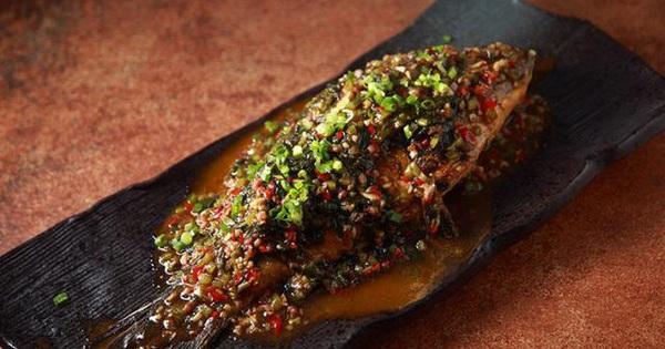 Cơm chiều đậm đà với món cá sốt chua ngọt