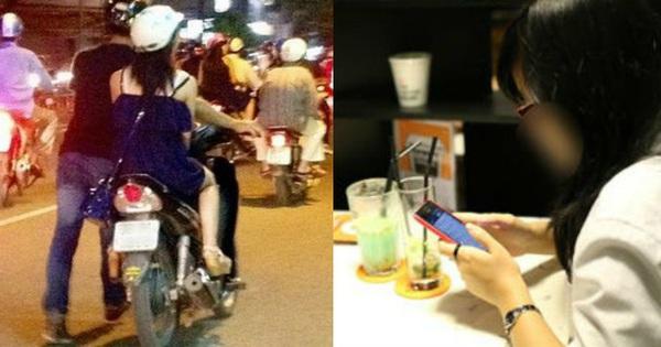 """Chê bạn trai """"quê mùa"""" vì đi xe số, cô gái bị bỏ rơi tại quán cà phê trong lần đầu hẹn hò"""