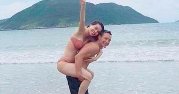 Hà Hồ lộ ảnh đi biển cùng Kim Lý sau khi tuyên bố hẹn hò là để PR