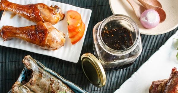 Đây chính là công thức sốt ướp khiến món ăn nào cũng thơm ngon tuyệt đỉnh!