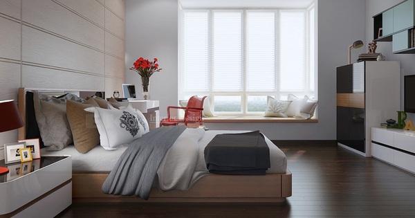 Chọn lựa chủ để trước khi trang trí phòng ngủ để tạo hiệu ứng sống động nhất