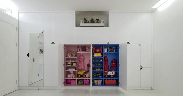 Căn hộ 65m² trắng tinh khôi ở Hà Nội do chính chàng KTS 8x thiết kế cho gia đình mình