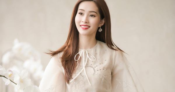 Hoa hậu Đặng Thu Thảo thu hút mọi ánh nhìn sau thời gian ít xuất hiện