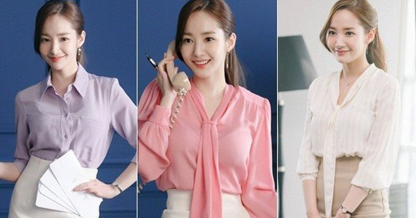 Everything But Familiar Things Of Office Workers, But Secretary Kimu0027s Closet  Is Also Expensive