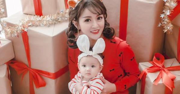 Bà mẹ trẻ có gương mặt xinh như búp bê lấy lại vóc dáng như thời con gái sau khi sinh 6 tháng
