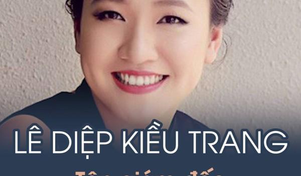 Lê Diệp Kiều Trang - Tân giám đốc Facebook Việt Nam là ai?