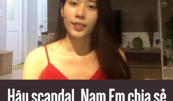 Hậu scandal, Nam Em chia sẻ lý do không muốn sinh con