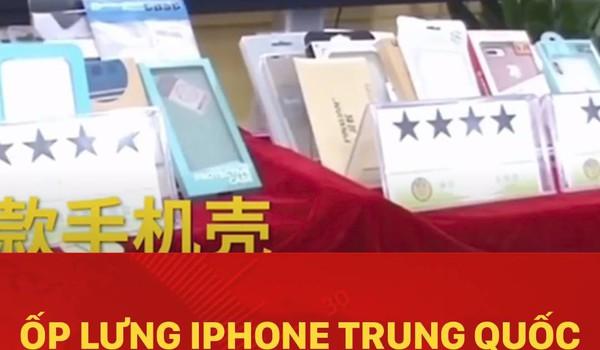 Ốp lưng Iphone Trung Quốc có chất gây ung thư