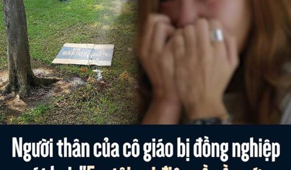 """Người thân cô giáo bị sát hại: """"Em tôi gọi điện về cầu cứu nhưng gia đình không đến kịp..."""""""