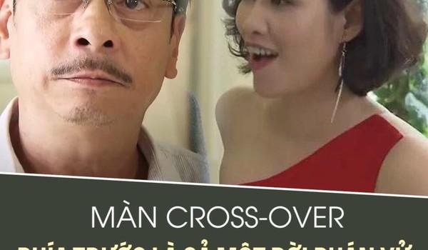 Màn cross-over Phía Trước Là Cả Một Đời Phán Xử sắp ra mắt khán giả