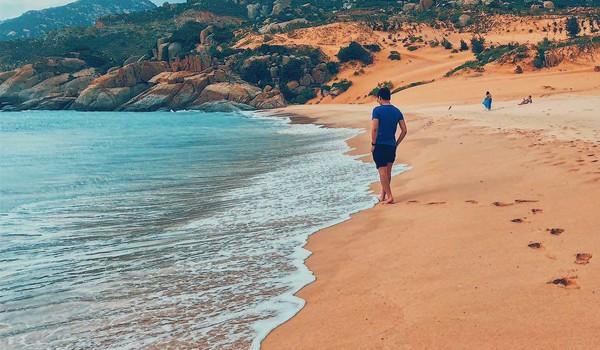 MŨI DINH - Tiểu sa mạc Sahara của Việt Nam
