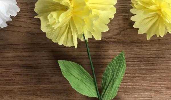 Cách làm hoa giấy đơn giản nhất mà cực đẹp