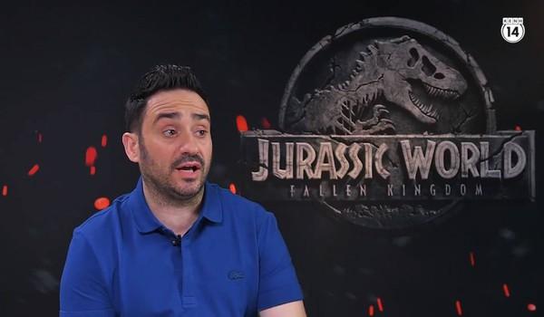Phỏng vấn đạo diễn phim Jurassic Park 2