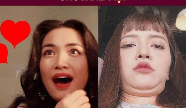 """Những mỹ nhân """"lầy"""" nhất showbiz Việt"""