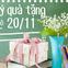 Gợi ý chọn quà tặng ngày Nhà giáo Việt Nam với các combo từ 100 nghìn đến 500 nghìn rất đa dạng và ý nghĩa