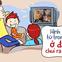 """Mẹ ơi làm thế nào cô Thư, cô Dương trong """"Về nhà đi con"""" chui được vào tivi?"""