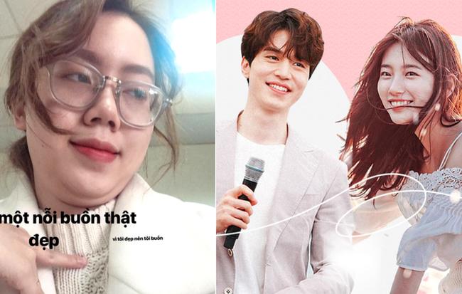 """""""Chồng chung"""" Lee Dong Wook chính thức thuộc về Suzy, chị em kẻ khóc người  cười với 1001 kiểu phản ứng"""