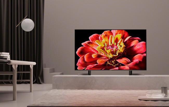 Gia đình Việt ưa chuộng TV màn hình lớn của Sony vì những lý