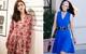 Quý cô châu Á khoe street style duyên dáng khó rời mắt với loạt váy áo điệu đà tuần qua