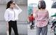 Phải dành điểm 10 cho street style của các quý cô hai miền tuần này