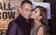 Vợ chồng Lương Thế Thành - Thúy Diễm tình tứ hôn nhau trước ống kính