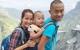 Quang Anh - Cậu bé 20 tháng tuổi cùng bố mẹ đi phượt khắp trong và ngoài nước