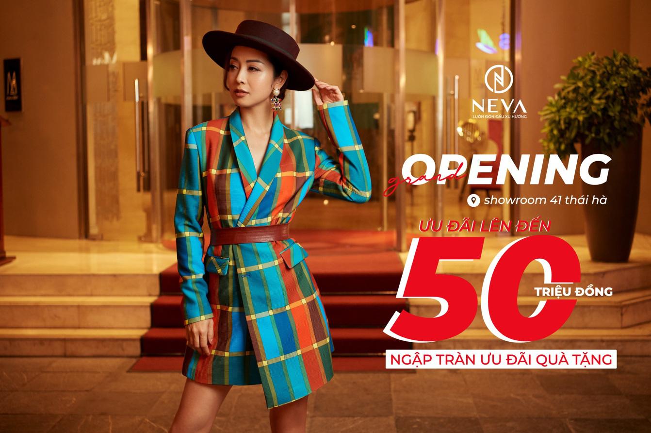 """Neva """"cháy hàng"""" sau vài giờ khai trương showroom 41 Thái Hà với sự tham gia của loạt mỹ nhân Việt - Ảnh 5."""
