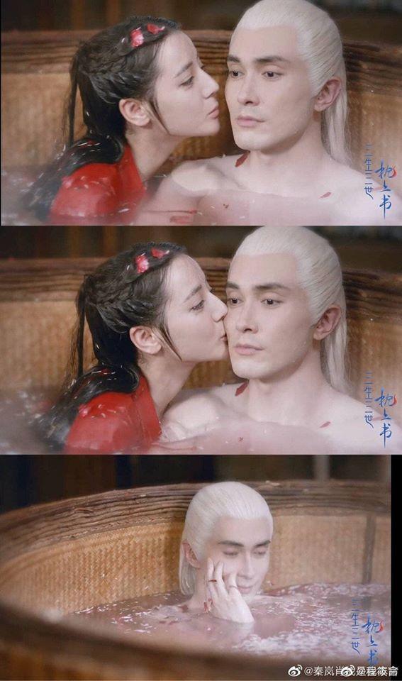 Tam sinh tam thế Chẩm thượng thư: Địch Lệ Nhiệt Ba được đề cử giải diễn xuất, fan tiếc nuối vì không thấy Cao Vỹ Quang  - Ảnh 4.