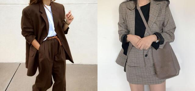 """Nghe các quý cô Paris """"thị phạm"""" chiêu chọn blazer vừa vặn mặc lên người là sang - xịn - mịn miễn bàn - Ảnh 2."""