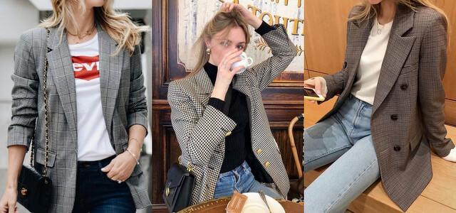 """Nghe các quý cô Paris """"thị phạm"""" chiêu chọn blazer vừa vặn mặc lên người là sang - xịn - mịn miễn bàn - Ảnh 3."""
