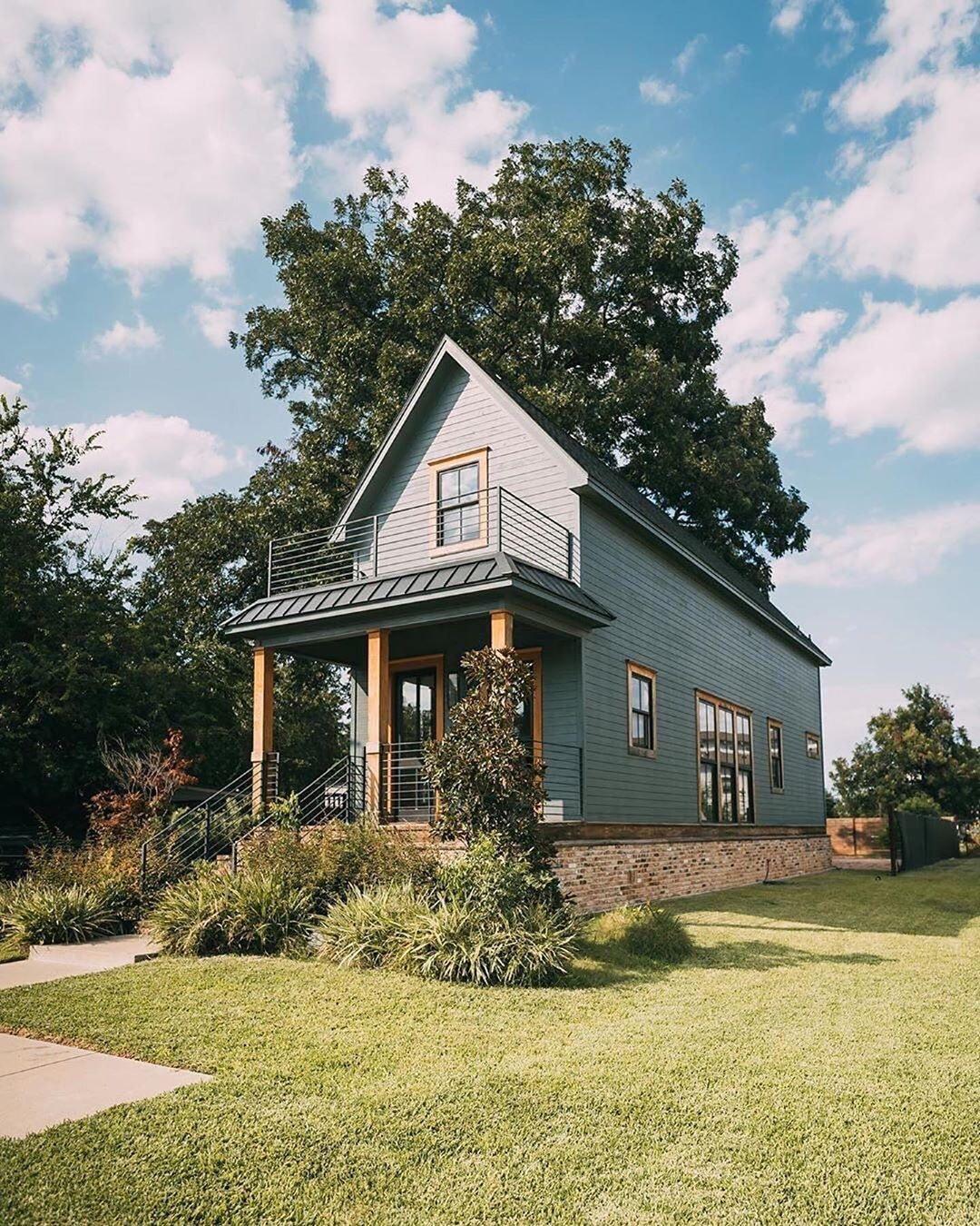 Nhà cấp 4 nhỏ xinh tiện ích nằm giữa thiên nhiên xanh tươi ở ngoại ô ai ngắm cũng mê - Ảnh 2.